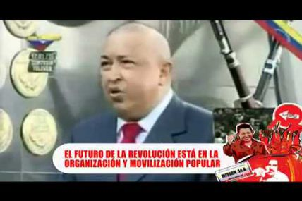 "#UnMesSinTiYsoyMasCHAVISTAqueNUNCA #Chávez: ""Me..."