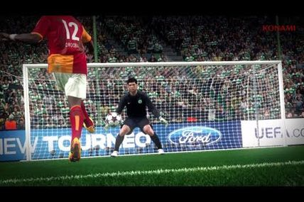 PES 2014 Trailer (Gamescom 2013)