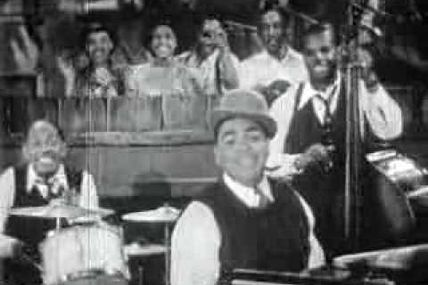 "Fats Waller, ""Your feet's too big"""
