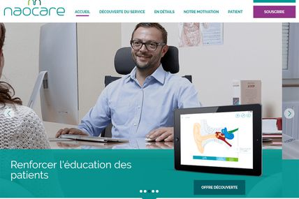 Naocare : service d'accompagnement dans...