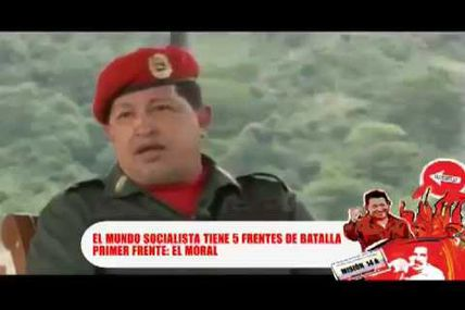 "#UnMesSinTiYsoyMasCHAVISTAqueNUNCA #Chávez: ""Para..."