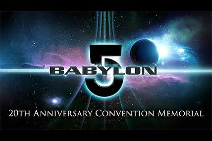 Video: Babylon 5 - 20th Anniversary Convention...