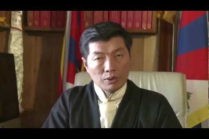 Sikyong Dr. Lobsang Sangay Appeal to Tibetans Not...