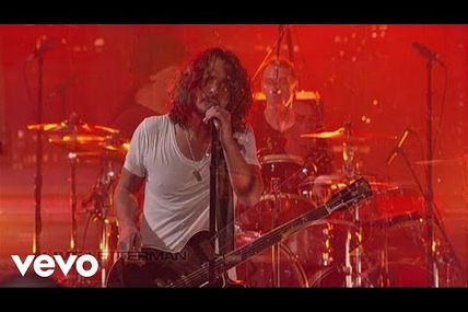 Soundgarden - Taree (Live On Letterman/2012) -...