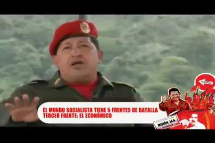 "#UnMesSinTiYsoyMasCHAVISTAqueNUNCA #Chávez: ""Al..."