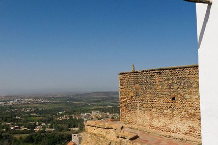 Muraille Externe de Sidi Boumediene