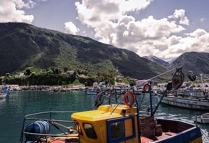 Port de Peche- Ziama-Jijel