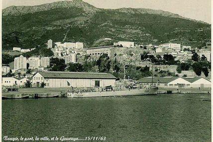 Bejaia en 1963