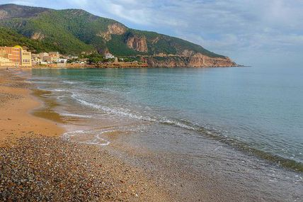 Plage a Tipaza