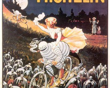 Pneu vélo Michelin n°8