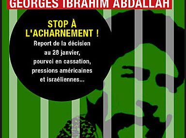 Georges Abdallah, otage de l'État français.