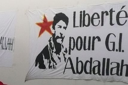 Georges Abdallah - Message d'Alain Gresh pour le meeting du 15 mai 09