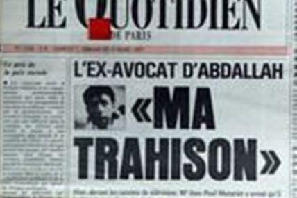 Georges Abdallah - Retour sur l'affaire Mazurier