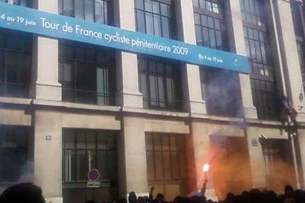 Contre la répression - Manifestation du 21 juin à Paris