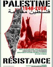 Palestine - Manifestation samedi 29 mars à Paris - Journée de la terre