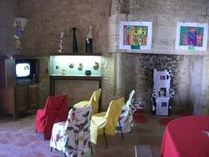 "Exposition ""Regards d'enfants"" à Bonaguil"