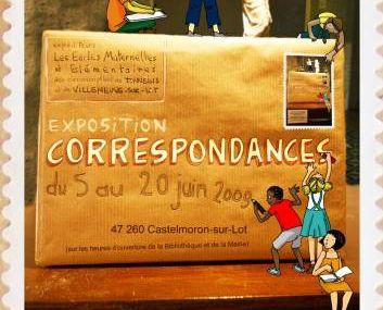 Correspondances... Exposition!