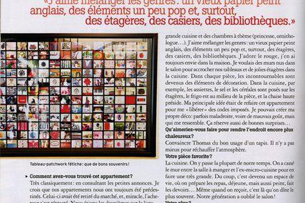 Marie Claire magazine - mars 2008