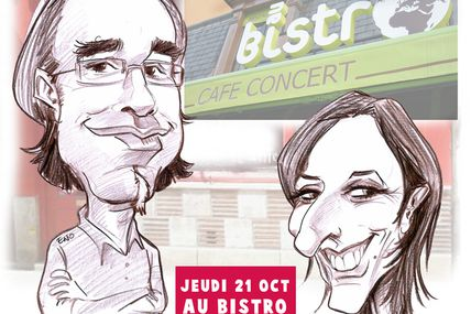caricatures d'octobre