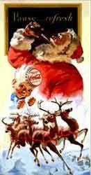 Mais d'où vient le père Noël?