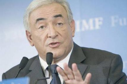 Intervention de Dominique Strauss Kahn (DSK) à l'occasion du printemps berbère