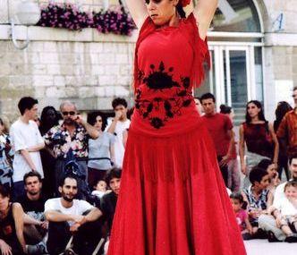 Stage de Flamenco au centre de danse Art K Danse