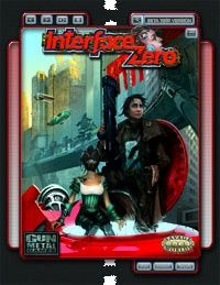 Interface Zero : Cyberpunk et post-humanisme pour Savage Worlds