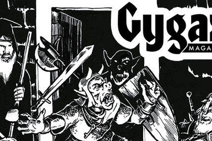 Gygax Magazine, c'est parti !
