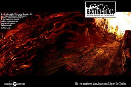 Extinction ! La fin des temps est proche...