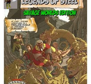 preview : Legends of Steel