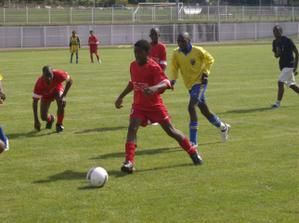 Match amical 13 ANS CONTRE SARCELLES