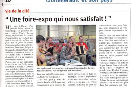 Châtell'Expo 2009 : le bilan !