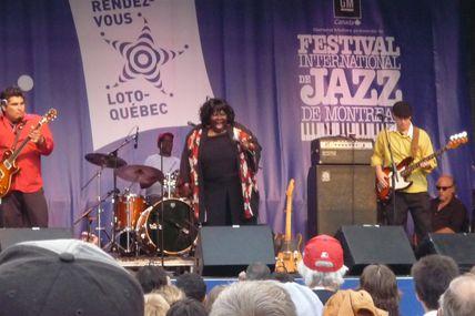 Fin du festival de Jazz