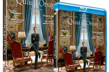 Quai d'Orsay en DVD et Blu-Ray
