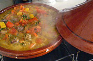 Tajine traditionnel