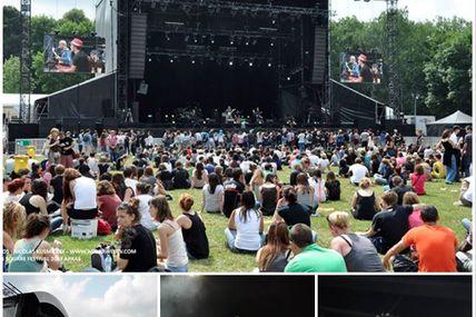MAIN SQUARE FESTIVAL ARRAS 2013 - ALBUM PHOTOS DU VENDREDI 5 JUILLET