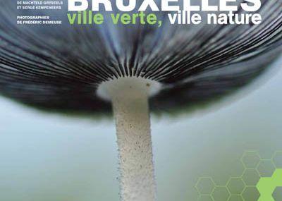 Livre : Bruxelles ville verte, ville nature de Herman Dierickx chez Racine