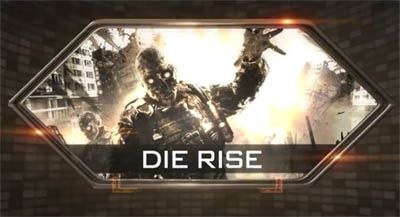 Nouvelle carte! BO2 ZOMBIE DIE RISE + INFECTION !