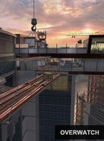 Prochaine sortie de la carte Overwatch sur MW3 pour le PSN