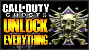 Lobby Prestige Call Of Duty Ghost disponible [ON]