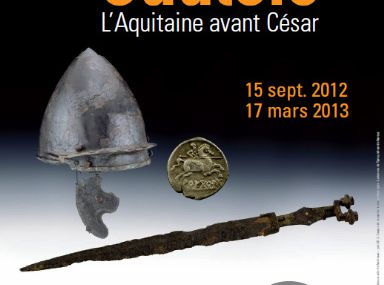 Bordeaux : exposition au temps des Gaulois : l'Aquitaine avant Cesar-du 15/09/12 au 17/03/13