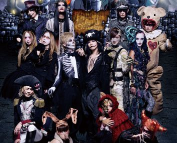 [News] HALLOWEEN JUNKY ORCHESTRA 1st Look for HALLOWEEN PARTY