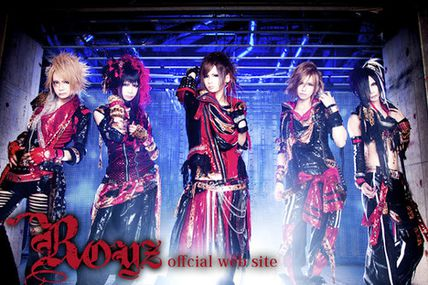 [News] Royz - 2012 SUMMER ONE-MAN TOUR FINAL The Space of 「6」HEAVENS~Royz 3rd Anniversary in Nanba Hatch~, Cover(s)