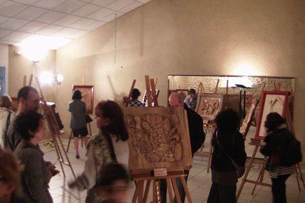 4ème Salon de sculpture sur bois, encore 2 jours !