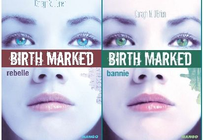 Des infos sur le tome 3 de Birth marked de Caragh M. O'Brien