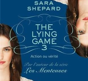 The Lying Game - Tome 3 de Sara Shepard ♪ easier to be ♪