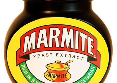 """Marmite"", love it, or hate it!"