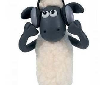 Shaun the sheep... en karaoke!