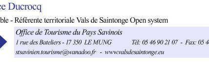 OFFICE DE TOURISME DU PAYS SAVINOIS
