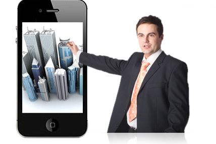 Advantages of Having iPhone Application For Your Business